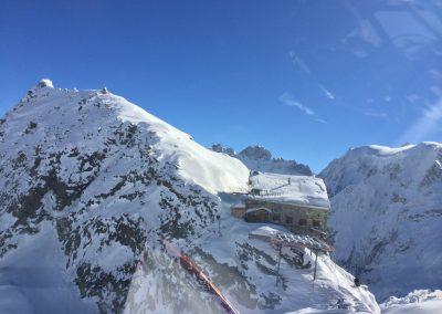 Glacier Otemma: Détermination de la profondeur de glace
