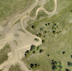 Montana: MNT et Orthophoto par LiDAR